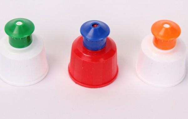 PULL- PUSH CAP